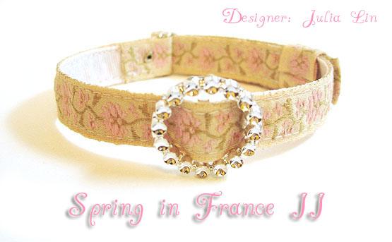 Spring in France II‧法國春天II