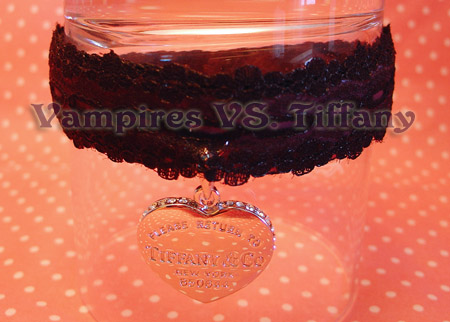 Vampires VS. Tiffany