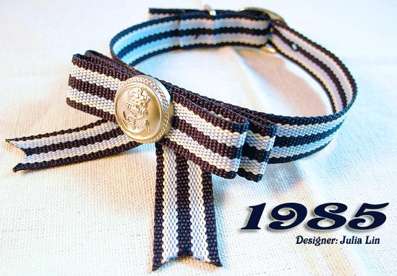 1985‧ 西元1985 海軍藍