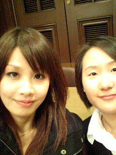 慶応友達・超可愛的韓國女生