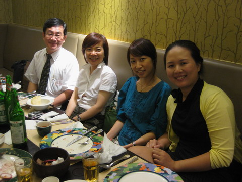 NEC部門聚餐