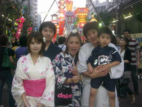 初七夕 in Japan