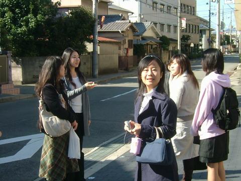 国際交流会@神戸大学
