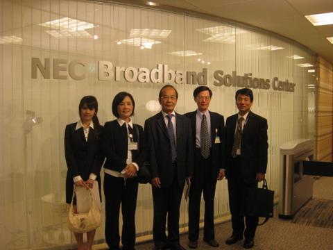 @NEC BBセンター