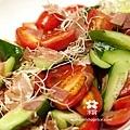 20120102 煙燻火腿蔬菜米沙拉 (2).jpg