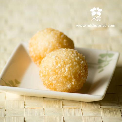 20120209 一粒不剩-鹽味米球 (2)