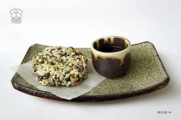 20120214 甜蜜下午茶-養生十穀米香 (3)