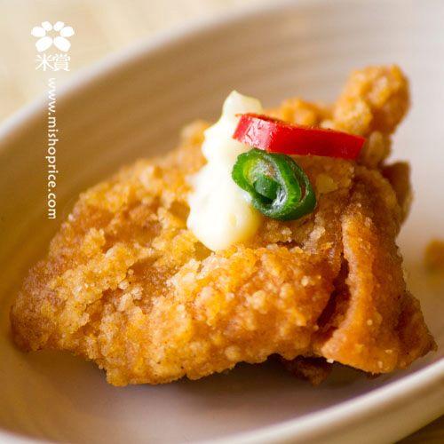 20120217 一粒不剩-南蠻米炸雞 (2)