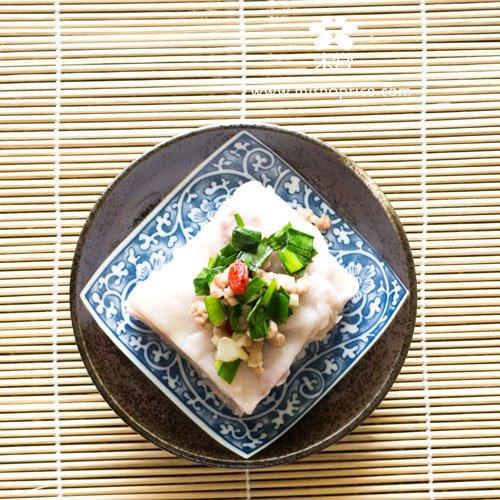 20120423 手作芋香粿 (1)