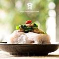 20120423 手作芋香粿 (2)