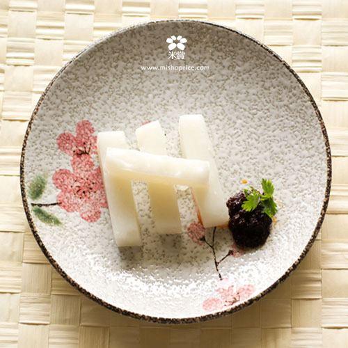 20120709 粉絲點飯_涼米粿佐辣醬 (1)