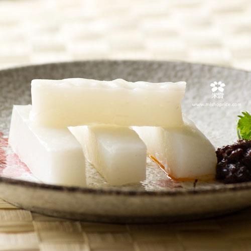 20120709 粉絲點飯_涼米粿佐辣醬 (2)