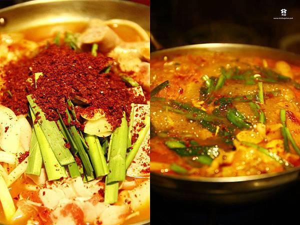 20121211 辣味年糕湯