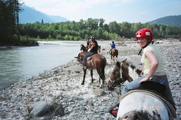 Horse Ride: 同行的人
