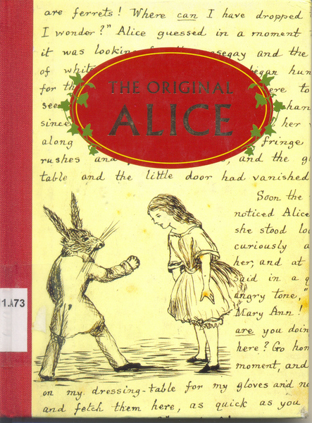 The Original Alice: From Manuscript to Wonderland