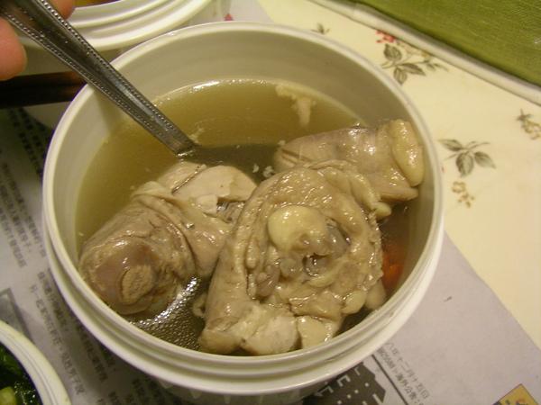 好婆婆-雞湯