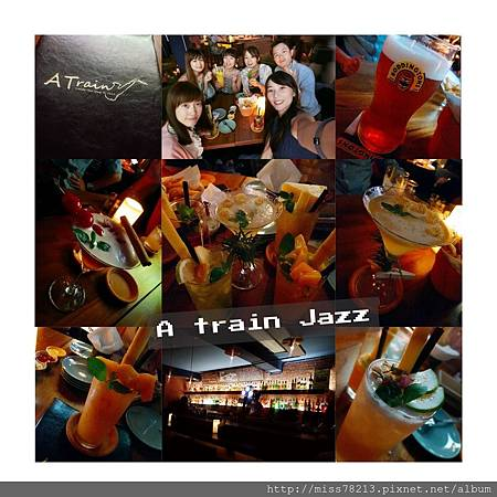 A Train Leads The Way To Jazz