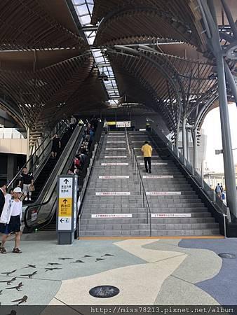 花蓮超強大地標-花蓮火車站10%2F3全新登場