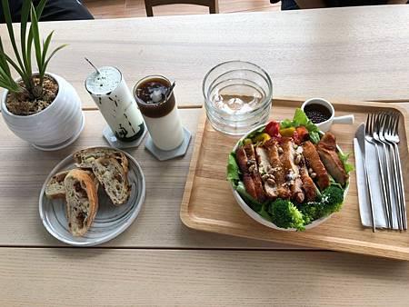 依山午afternoon resort六角形玻璃屋咖啡廳下午茶