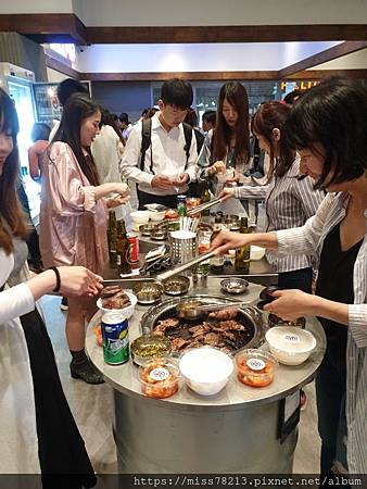 新村站著吃烤肉 台北店