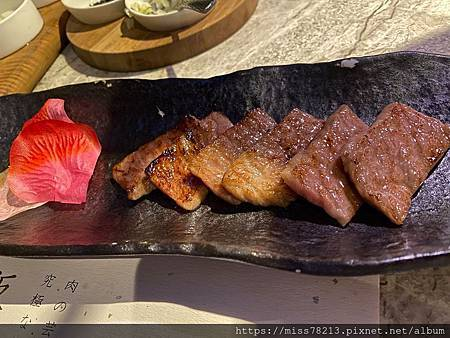 台北和牛燒肉推薦 樂軒和牛專門店