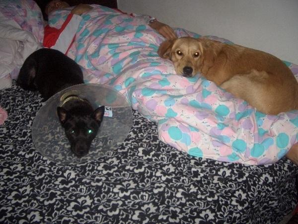 Jan. 22th, 2006 這兩個小朋友真囂張