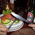 晚餐也很好吃...開動....