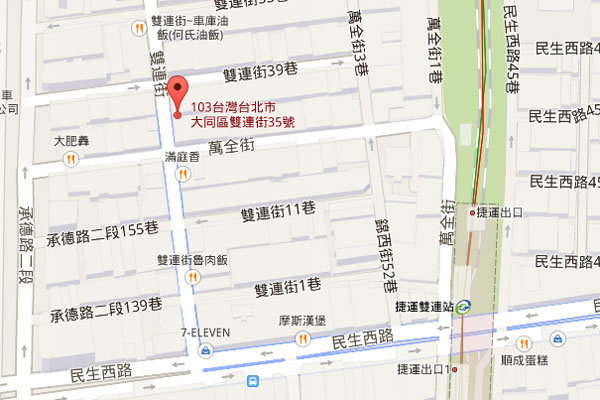 001-文櫻map