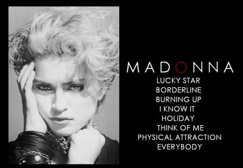 ★★MADONNA│瑪丹娜同名專輯 ★★ - MADONNA‧MDNA│瑪丹娜 - PChome 個人新聞台