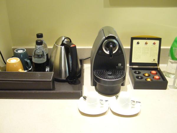 沖泡咖啡機