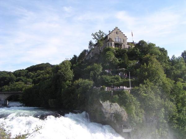 萊茵瀑布 - 1