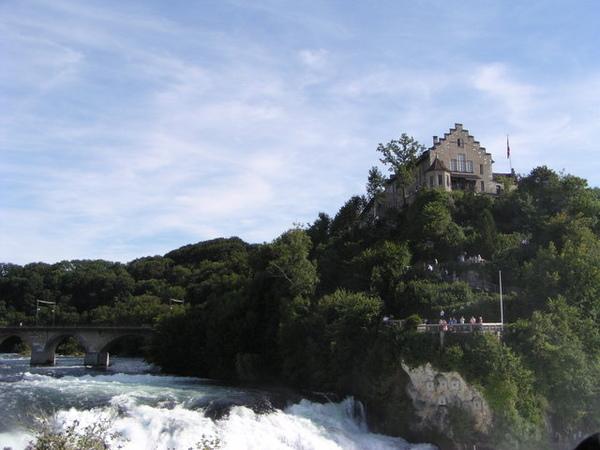 萊茵瀑布 - 2