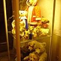 玩具博物館的泰迪熊展覽