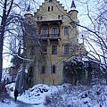 第一座城堡 - 郝恩修瓦高城