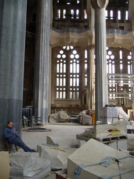 永遠建不完的聖家堂