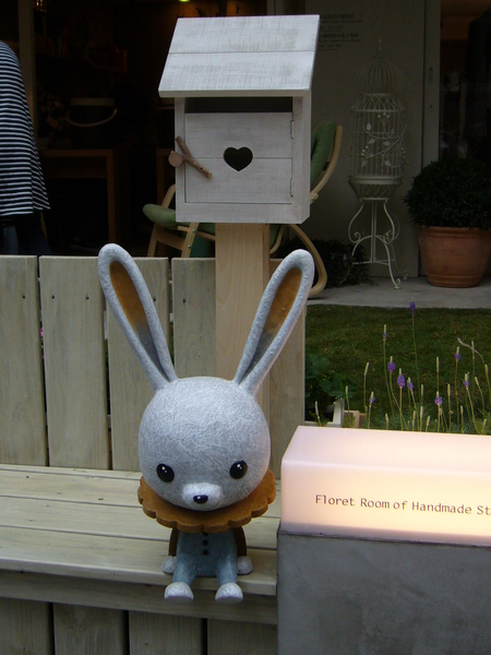 門口超可愛icon.小兔子與小餅乾