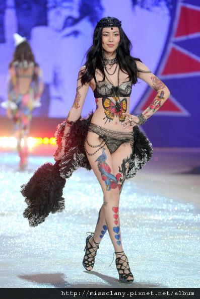 2012-2013 維多利亞的秘密時尚內衣秀 照片集 14