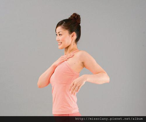 【10分鐘美胸運動】可活化胸部血液讓完美雙峰飽滿柔軟喔!! - 17