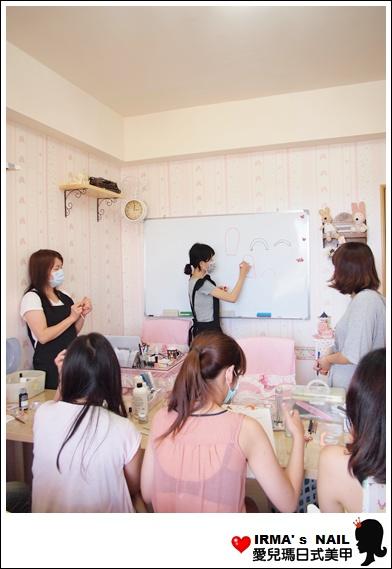 水晶指甲進階課花絮Acrylic nail seminar(26th.May.2012)(8)