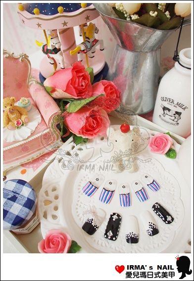 學生甲片作品student's nail tips works-May.30.2012(4)