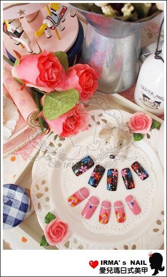 學生甲片作品student's nail tips works-May.30.2012(5)