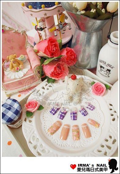 學生甲片作品student's nail tips works-May.30.2012(19)