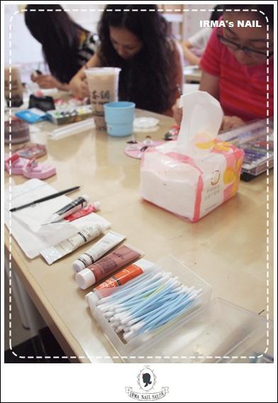 2012.9.1進階彩繪研習Advanced painting seminar Sep.1 2012(4)