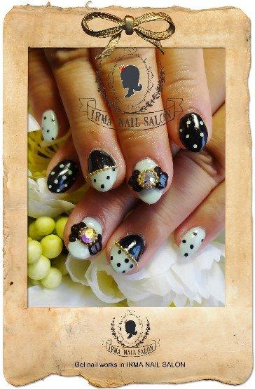 11月光療凝膠指甲Gel nail Nov.(1)