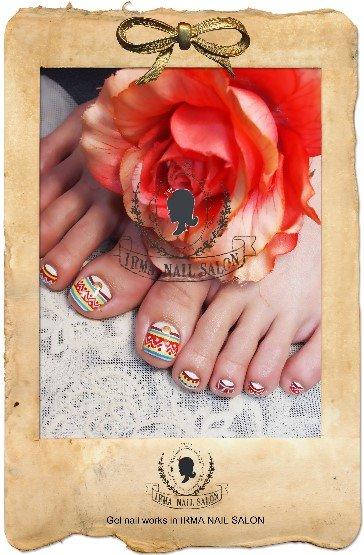 1月光療凝膠指甲Gel nail Jan.(10)