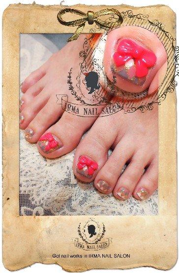 2月光療凝膠指甲Gel nail Feb.(2)