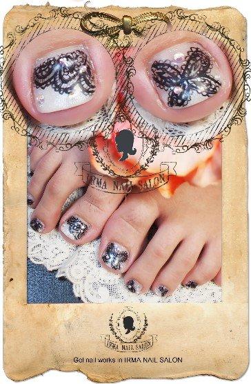 2月光療凝膠指甲Gel nail Feb.(8)