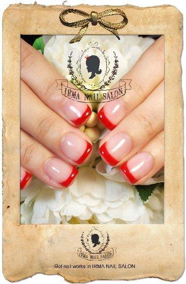 2月光療凝膠指甲Gel nail Feb.(10)