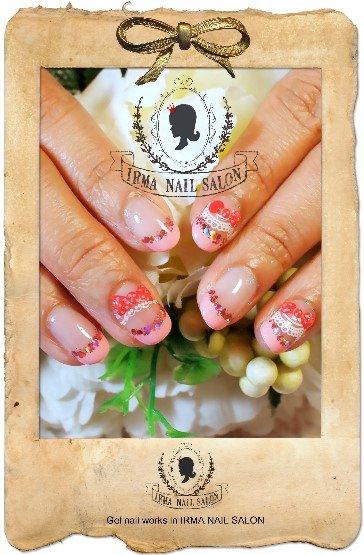 2月光療凝膠指甲Gel nail Feb.(12)