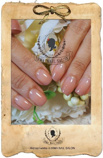2月光療凝膠指甲Gel nail Feb.(11)